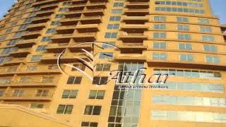 2Br With Maid Room In Icon Tower 1, Jlt For Sell With Nice View Of Emirates Hill And Jumeirah Island