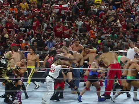 WrestleMania XXVI: The WrestleMania Battle Royal Bonus