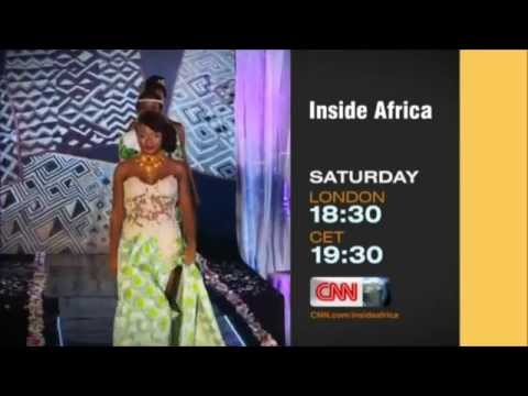 "CNN International ""Inside Africa - Kinshasa, Congo"" promo"