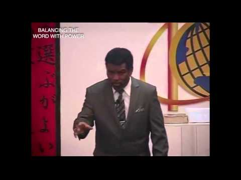 Bishop James E. Whitaker Deficit Thinking