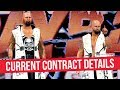 Details on Gallows & Anderson's Current Contracts