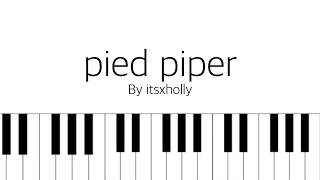 Video pied piper // bts // piano tutorial download MP3, 3GP, MP4, WEBM, AVI, FLV Agustus 2018