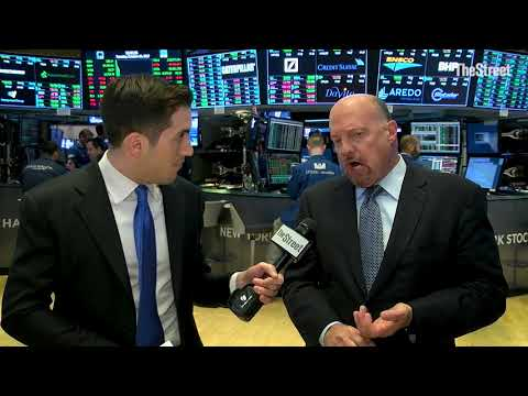REPLAY: Jim Cramer NYSE Live Show, Tuesday October 24