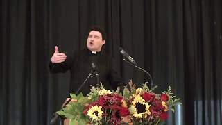 "Fr. Steven McDonald - ""The Purpose of Courting"""