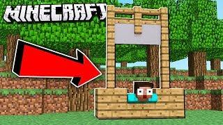 How to Make a DEATH MACHINE in Minecraft!