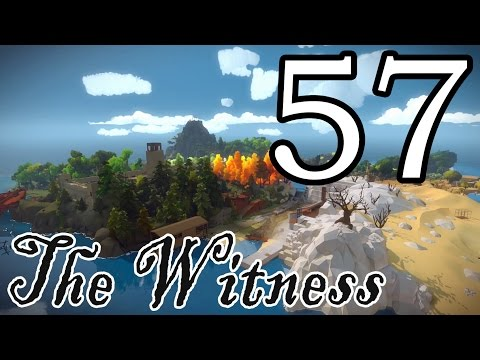 [57] The Witness - Why Would You Think I'd Want A Sandwich - Let's Play Gameplay Walkthrough (PS4)
