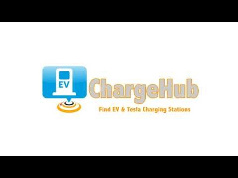 Find EV & Tesla Charging Stations - EV ChargeHub App Overview - Android 3.1.x