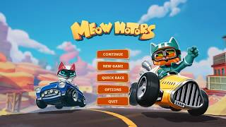 Meow Motors (First Look)