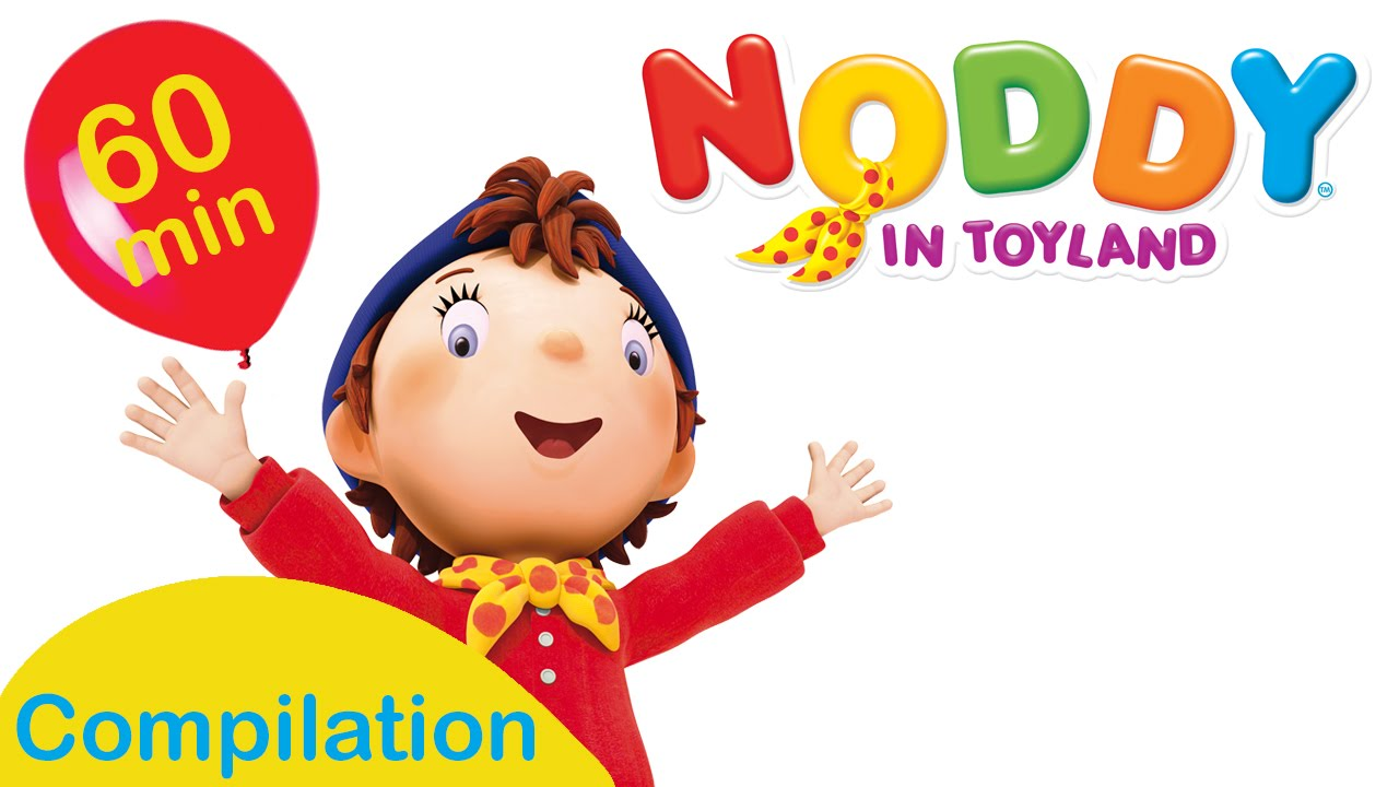 noddy in toyland compilation 01 youtube