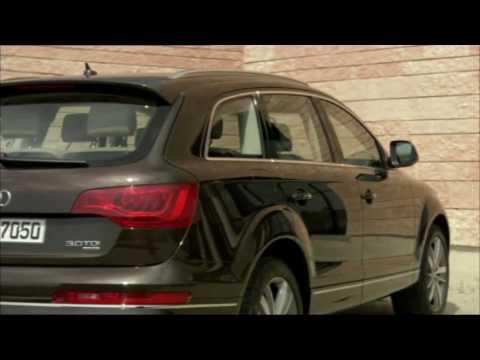 2010 Audi Q7 Exterior 360 View(European Model)