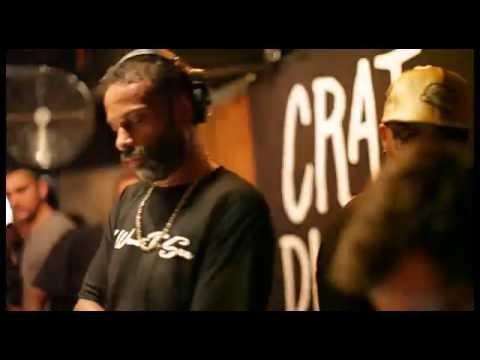 Crate Diggers Berlin 2016 Marcellus Pittman
