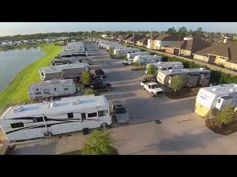 Westlake RV Resort Drone Flight