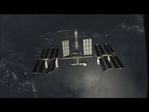 Video of Satellite Orbiting
