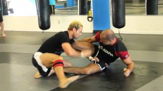 Josh Koscheck and Bernardo Faria Roll