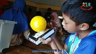 Gambar cover Astro Adventure 2018 Day 1 - Liburan Anak bersama PLANET SAINS