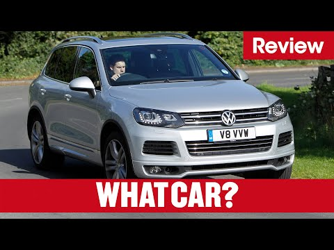 Volkswagen Touareg 4x4 review