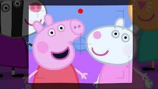 Peppa Wutz   Zeitkapsel    Peppa Pig Deutsch Neue Folgen   Cartoons für Kinder