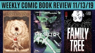 Weekly Comic Book Review 11/13/19