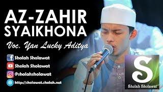 Lirik Az-Zahir - Syaikhona (Voc. Yan Lucky Aditya)