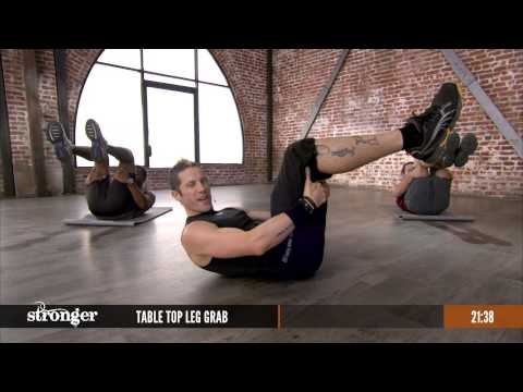 STRONGER Month 1 HIIT Workout: FIRE