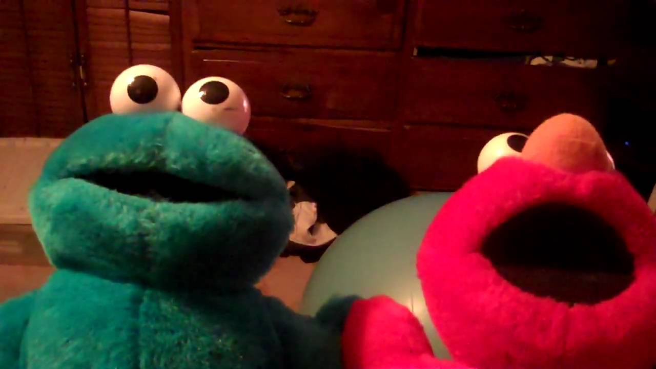 tickle me elmo and cookie monster youtube