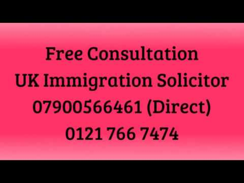 FREE UK IMMIGRATION SOLICITOR I FREE UK IMMIGRATION SOLICITOR ADVICE