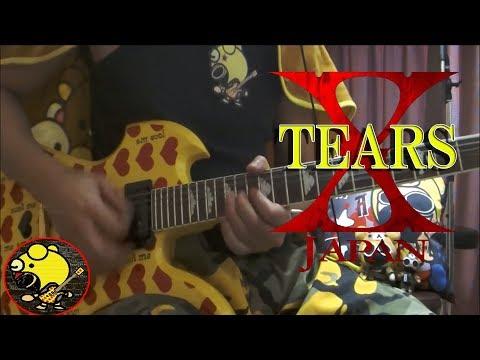 XJAPAN Tears ティアーズ ギター by くまてんちょ