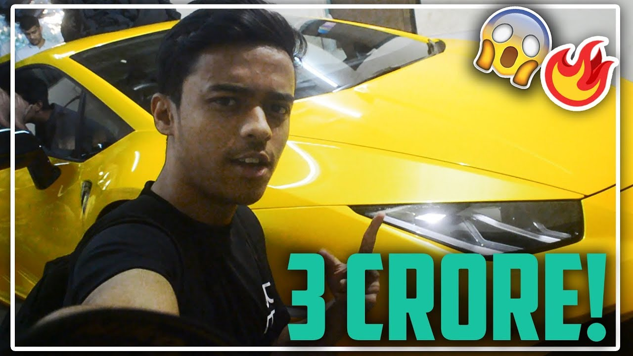 LAMBORGHINI HURRACAN worth 3 Crore - Lets Do This Pirates ! Also, Click on the link to lend your support - http://bharatkeveer.gov.in  Follow Me On Instagram: @vanshaj_mehta https://www.instagram.c