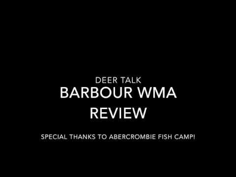 Barbour WMA Review