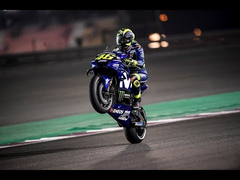 Valentino Rossi 2018 Force