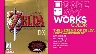 The Legend of Zelda: Link's Awakening retrospective: A recurring dream | Game Boy Works Color #007