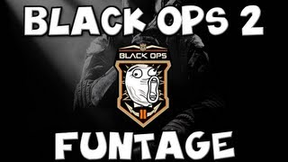 Black Ops 2 Funtage 13 - Funny Random Game Chat, Cut Offs, and The Vajoober