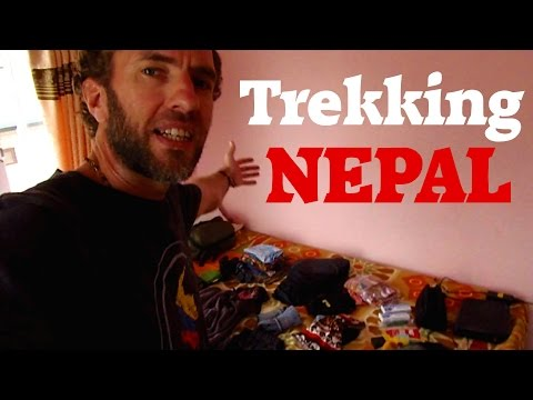 Trekking the Nepal Himalayas: What to Bring & How to Prepare