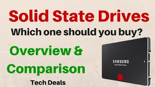 Video SSD Overview - Which one should you buy? - Samsung / SanDisk / Crucial / ADATA / PNY download MP3, 3GP, MP4, WEBM, AVI, FLV Oktober 2017