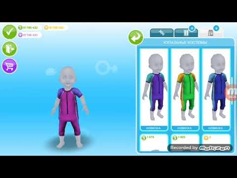 Как поженить,родить ребёнка и построить комнату для мальчика в  Sims FreePlay