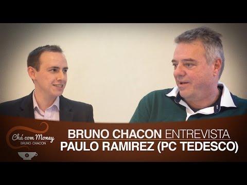 Bruno Chacon entrevista Paulo Ramirez (PC Tedesco)