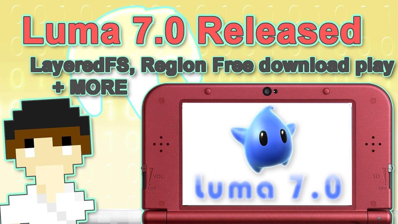 Luma Custom Firmware
