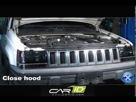 Spec D 1993 1998 Jeep Grand Cherokee Headlights Installation Video