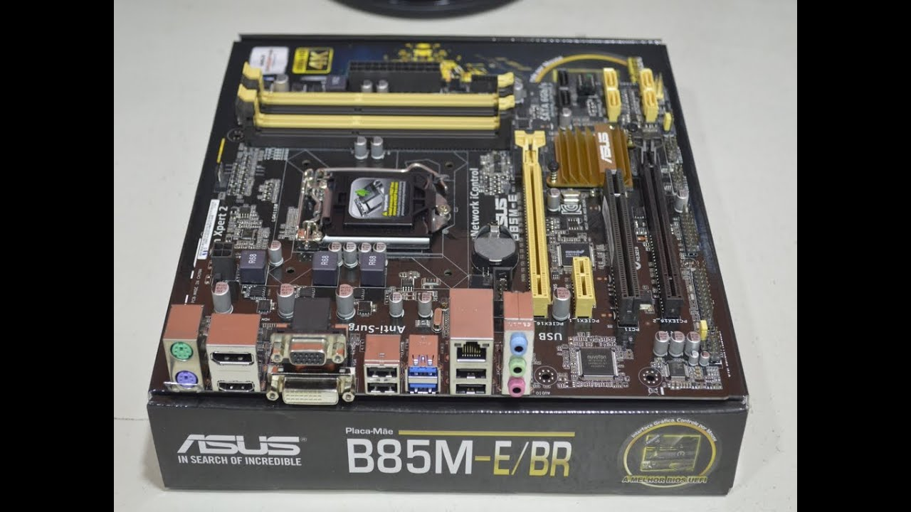 ASUS B85M-E/BR DRIVERS FOR WINDOWS