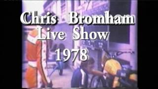 Gambar cover Chris Bromham on Riding High Film set with Eddie Kidd 1979 and live show 1978