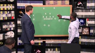 jamison crowder talks xs and os the panel march 29 9 30 p m et