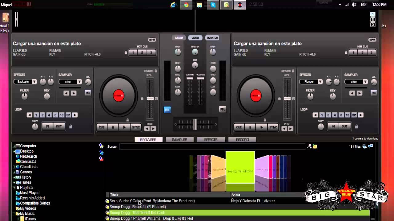 descargar virtual dj 2013 por mf
