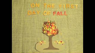 First Day of Fall - Official Lyric Video - Jake Bowles