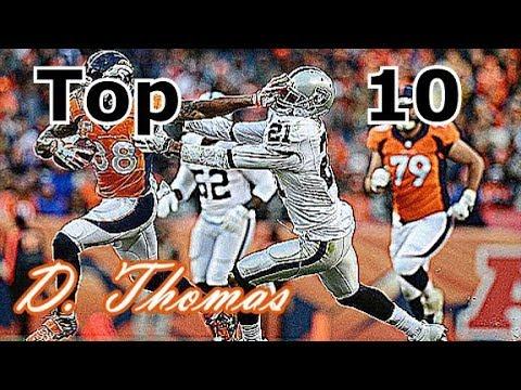 Demaryius Thomas Top 10 Plays of Career