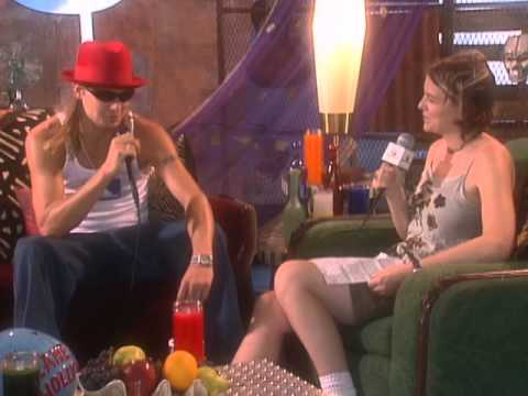 Kid Rock - Interview - 7/24/1999 - Woodstock 99 East Stage (Official)
