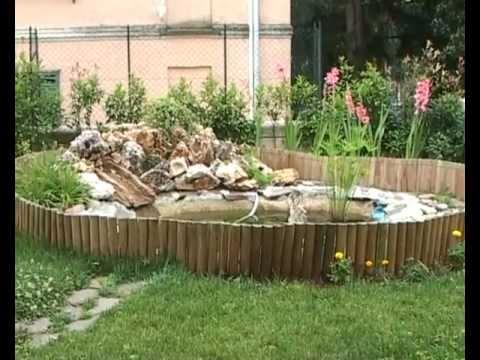 2 tartarughe d 39 acqua nel nuovo laghetto youtube for Laghetto tartarughe esterno