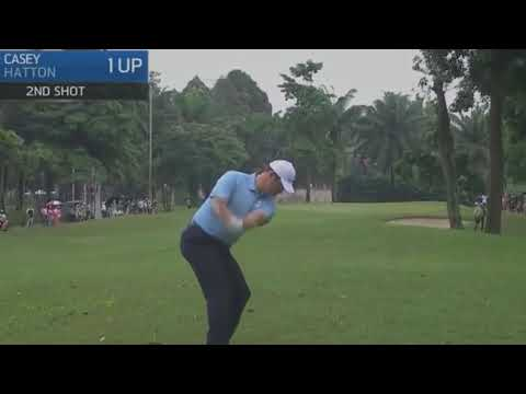 [ GOLF LESSON ]2018 Eurasia Cup | Day2 |