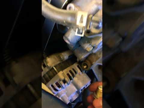 Acura RSX PCV valve replacement