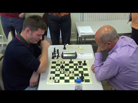 Keith Richardson Memorial Chess Tournament 2017