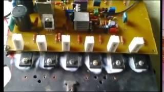 Усилитель мощности 500 ватт на полевых транзисторах IRFP 240